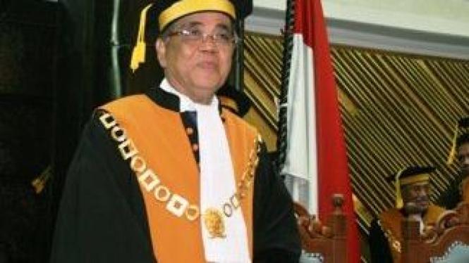 Ketua Mahkamah Agung, Harifin A Tumpa