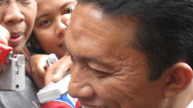 Tifatul Sembiring memenuhi panggilan Polda Metro Jaya