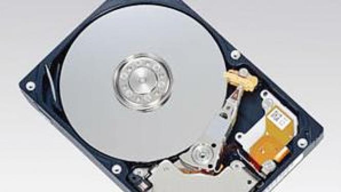 Fujitsu Harddisk