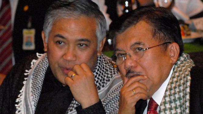 Din Syamsuddin dan Jusuf Kalla