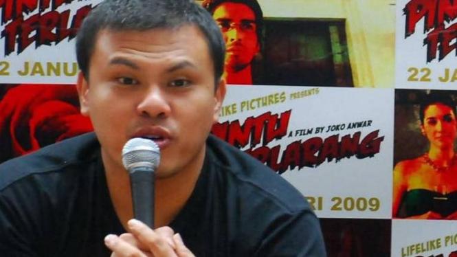 Sutradara Pintu Terlarang Joko Anwar