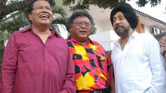 Rizal Ramli, Wimar Witoelar, dan HS Dillon.