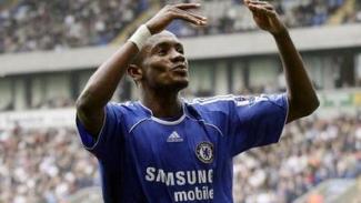 Salomon Kalou saat memperkuat Chelsea