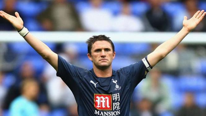 Eks bomber Tottenham Hotspur, Robbie Keane