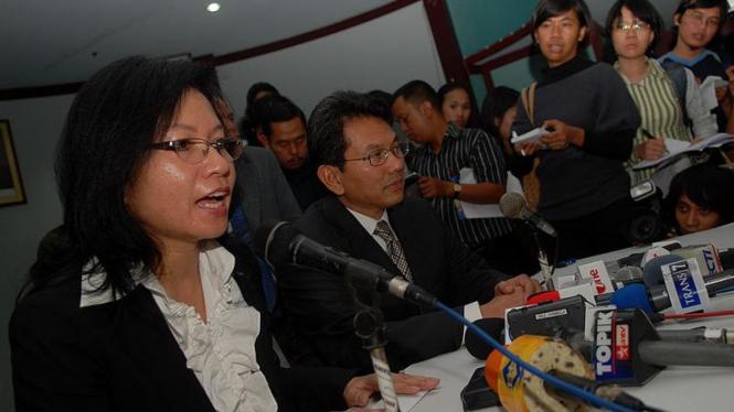 Direktur Utama Pertamina Karen Agustiawan