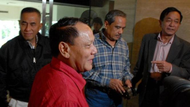 Ryamizard Ryacudu, Endriartono Sutarto, Chappy Hakim & Kent Sondakh berkumpul