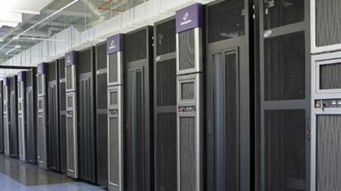 Ilustrasi Data Center
