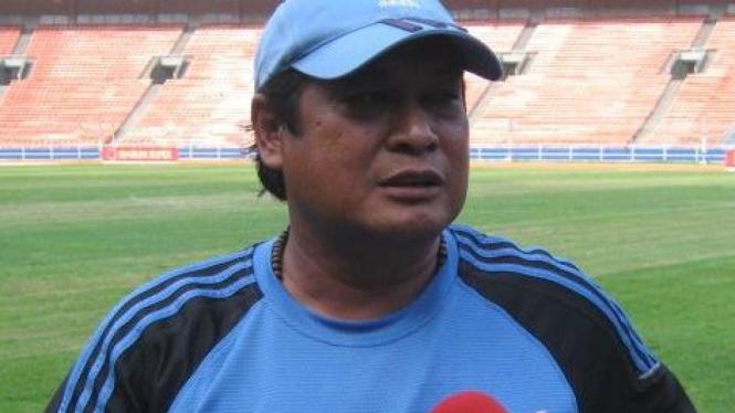 Suharno, pelatih Persiwa