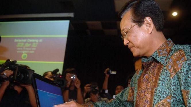 Sri Sultan Hamengku Buwono X luncurkan situs www.hbforri.com