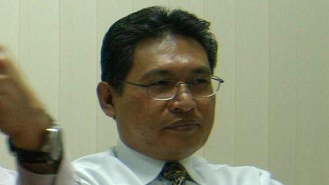 Ketua LPSK, Abdul Haris Semendawai