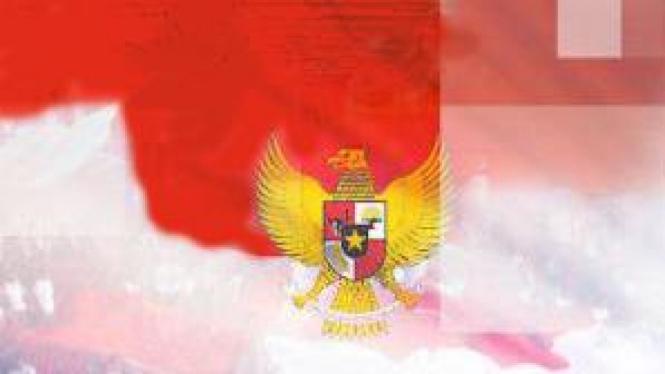 Ilustrasi foto timnas indonesia