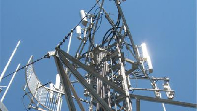 Menara LTE 4G