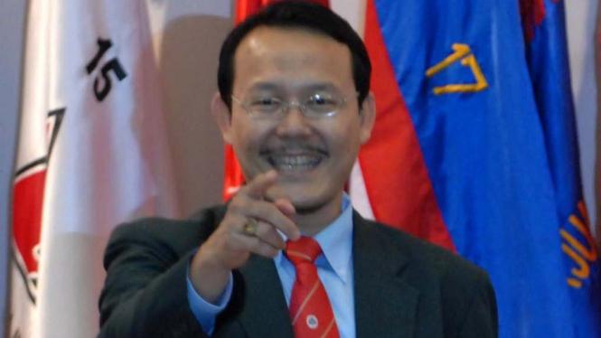 Bekas Ketua Umum Ikatan Dokter Indonesia, Fachmi Idris