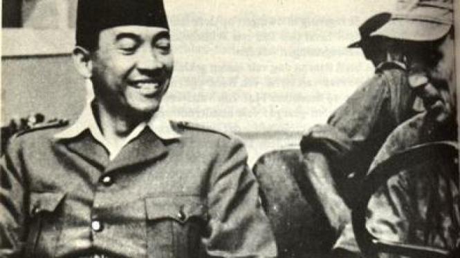 Presiden RI Pertama Ir.Soekarno