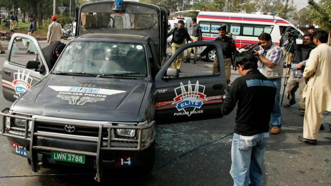 Serangan Teror di Pakistan