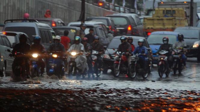 Banjir di Casablanca
