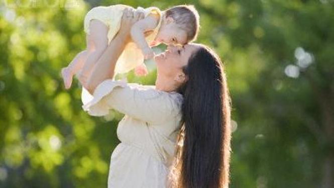 Ibu dan Bayi.