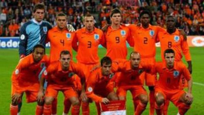 Tim Nasional Belanda