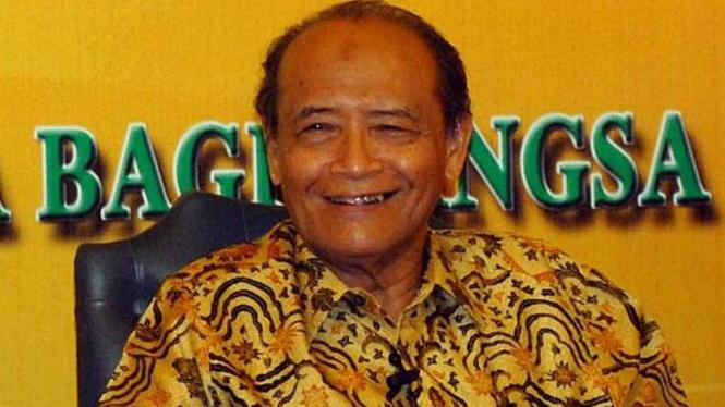 Mantan Ketua Umum Muhammadiyah, Syafi'i Ma'arif