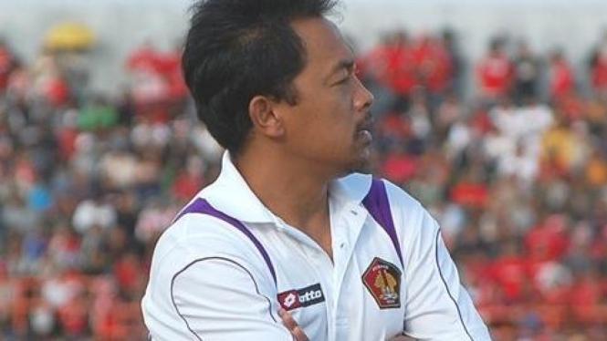 Aji Santoso, pelatih Persik Kediri