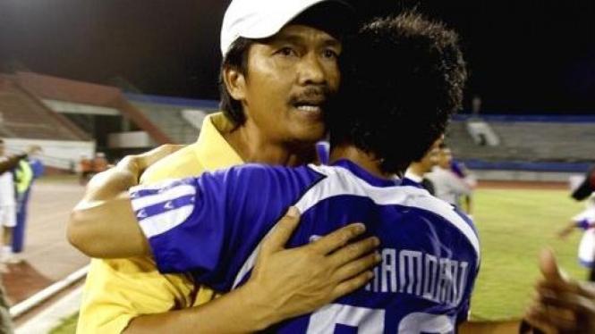 Jaya Hartono, pelatih Persib Bandung