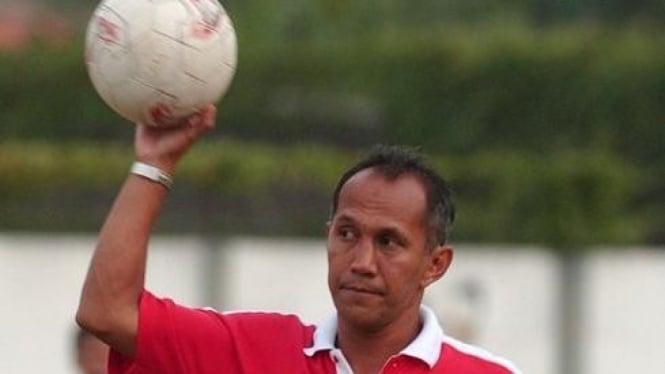Bambang Nurdiansyah, pelatih Persita Tangerang.