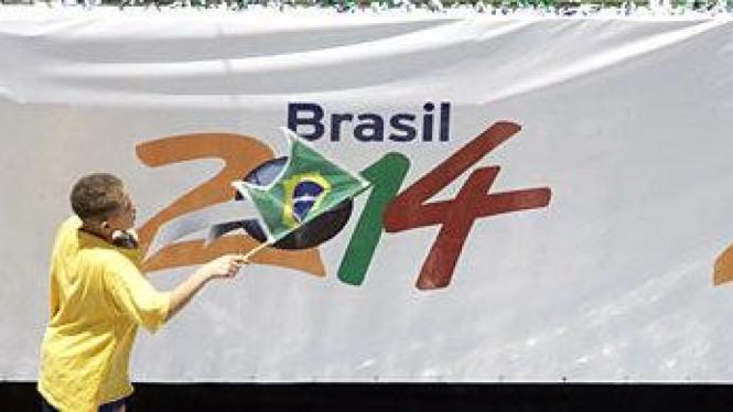 Kampanye Piala Dunia Brasil 2014