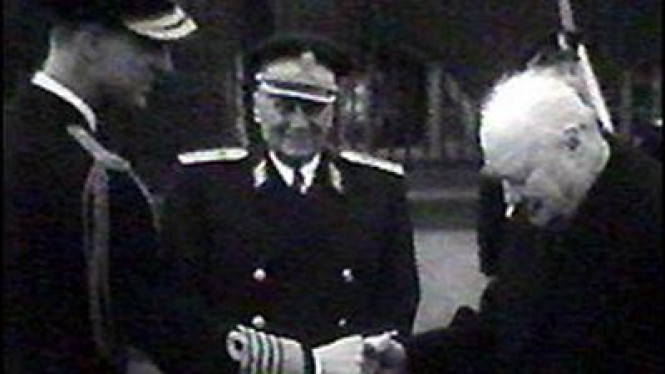 Kunjungan Presiden Tito ke Inggris Tahun 1953