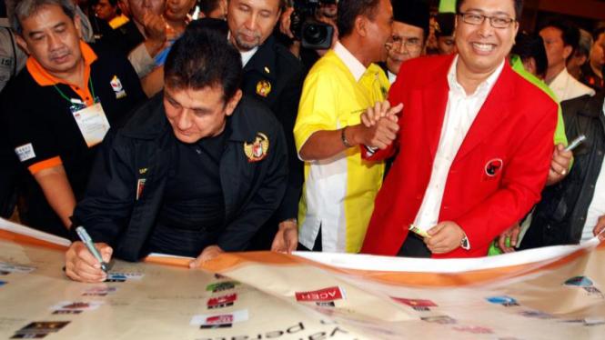 Deklarasi Kampanye Damai