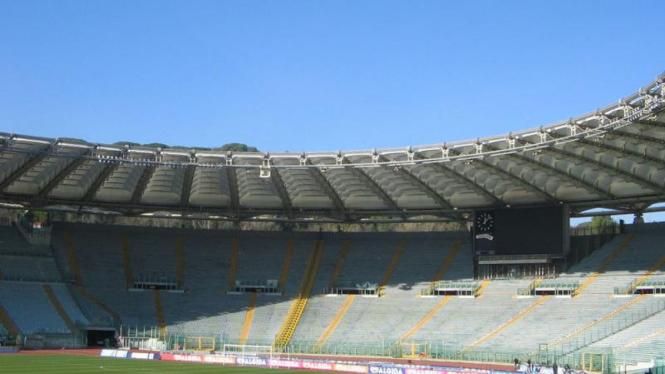 Stadion Olimpico, Roma