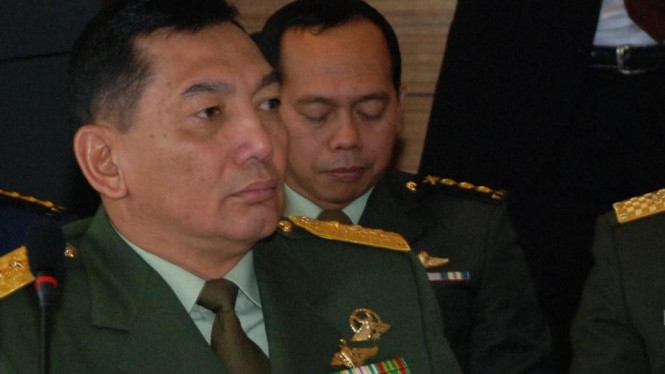 Kandidat Cagub DKI, Letjen TNI Sjafrie Sjamsoeddin