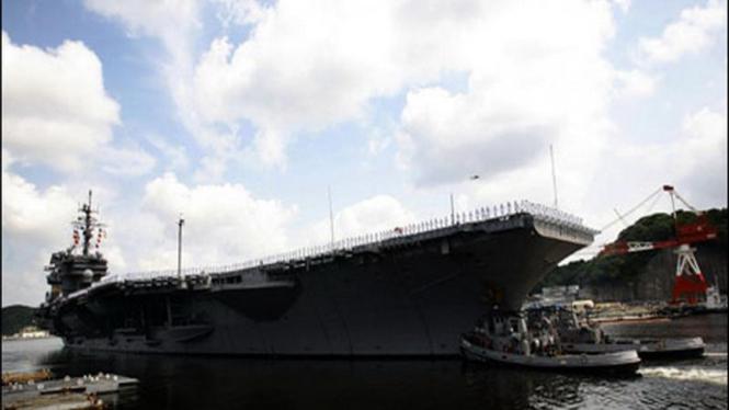 Kapal induk AS, USS Kitty Hawk