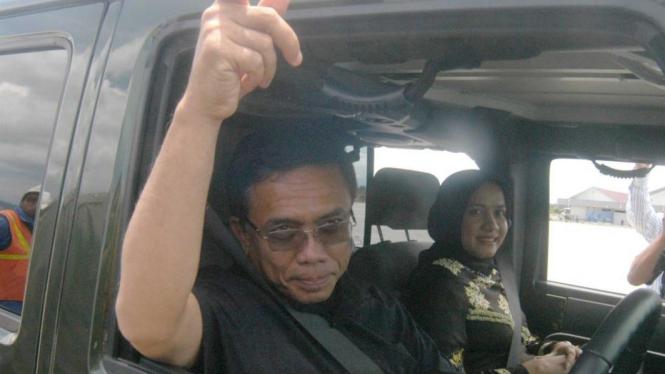 Gubernur Nanggroe Aceh Darussalam, Irwandi Yusuf
