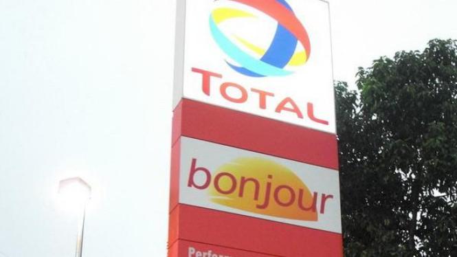 SPBU Total di Jakarta