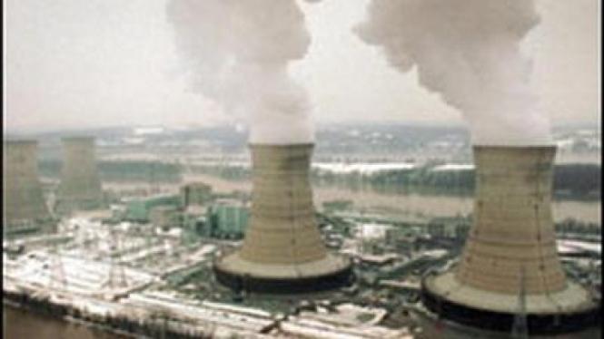 Reaktor Nuklir di AS