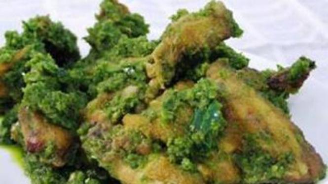 Ayam Masak Cabe Hijau