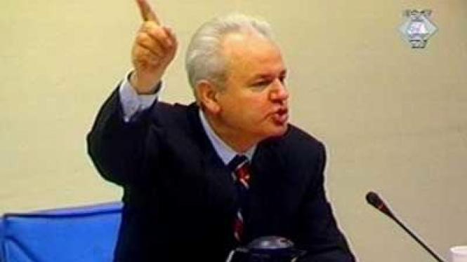 Slobodan Milosevic, Mantan Presiden Yugoslavia