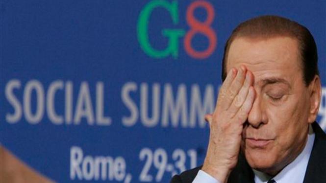 PM Italia, Silvio Berlusconi