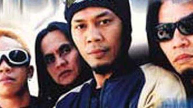 Krisyanto, vokalis bersama grup band Jamrud