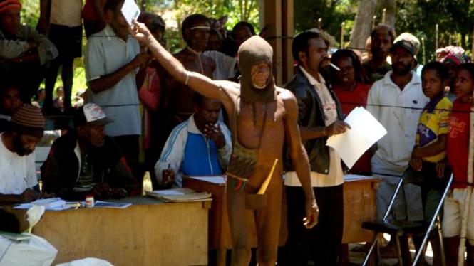 Pemilu Legislatif 2009: Papua