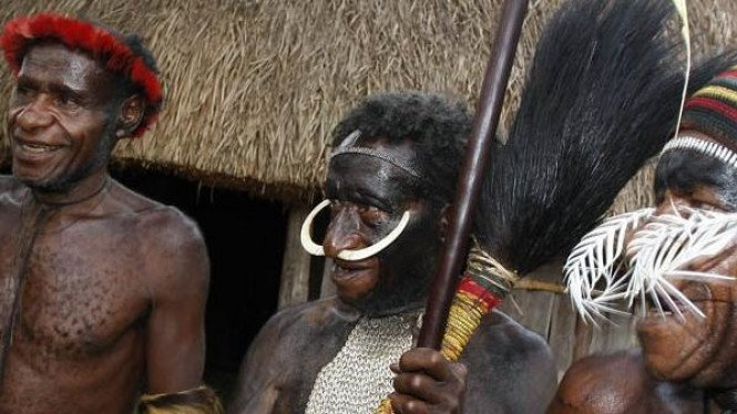 Suku Wamena Papua