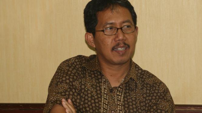 Joko Driyono, direktur bidang kompetisi BLI
