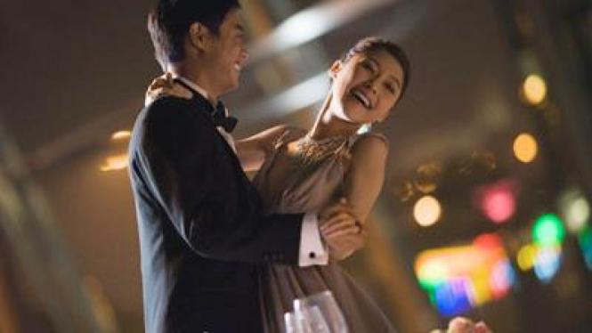Dansa dengan pasangan