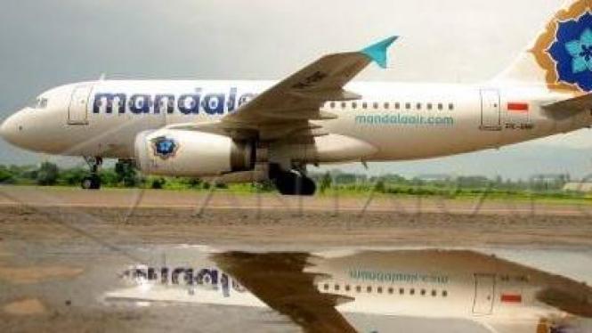 Pesawat Mandala