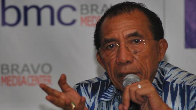 Ketua DPP Partai Demokrat, Max Sopacua