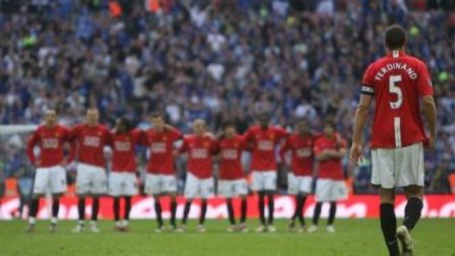 Manchester United tersingkir dari Piala FA