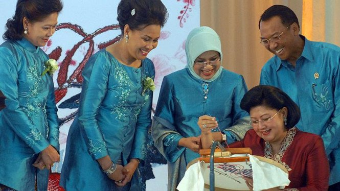Ani Yudhoyono&Mufidah Kalla