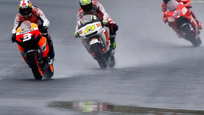 MotoGP Jepang : Dani Pedrosa