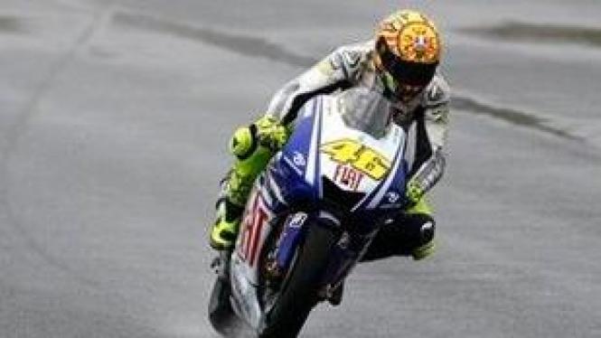 Valentino Rossi di Motegi, Jepang