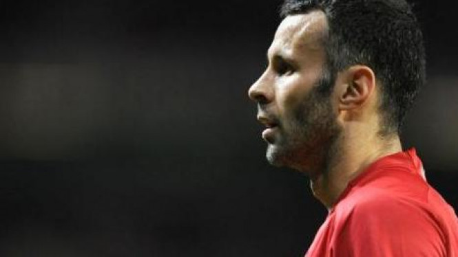 Legenda MU, Ryan Giggs.